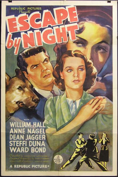 image Escape by Night Watch Full Movie Free Online