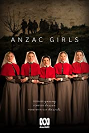 ANZAC Girls (2014) poster