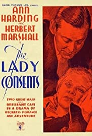 The Lady Consents Poster