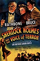 Image of Sherlock Holmes and the Voice of Terror