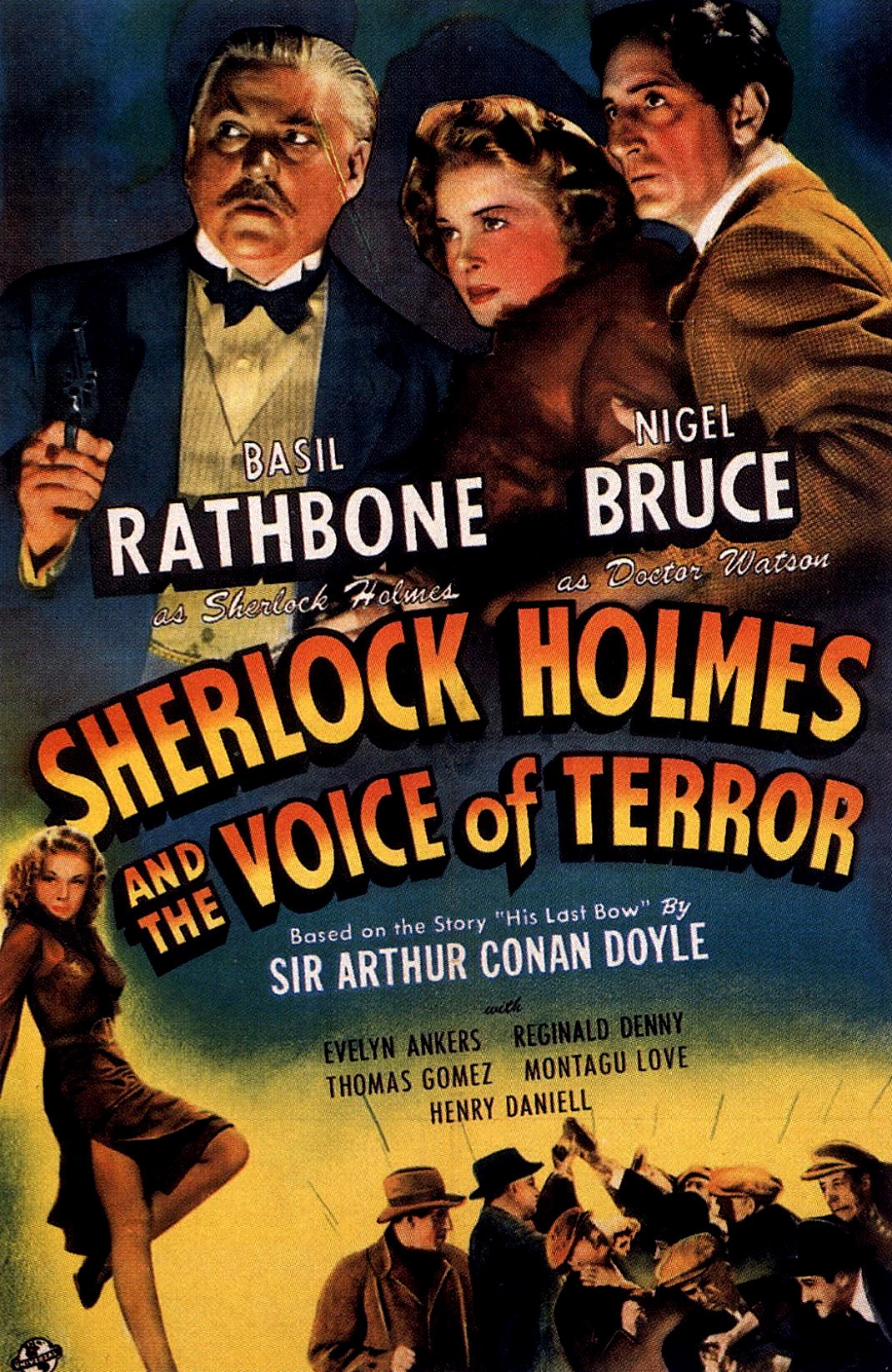 image Sherlock Holmes and the Voice of Terror Watch Full Movie Free Online