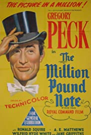 Man with a Million (1954) Poster - Movie Forum, Cast, Reviews
