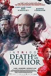 Intrigo: Death of an Author (2018) poster