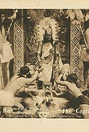 The Captive God Poster
