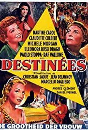 Daughters of Destiny Poster