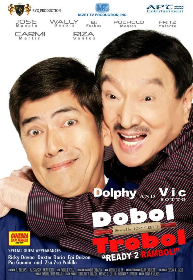 Dobol Trobol: Lets Get Redi 2 Rambol! (2008)