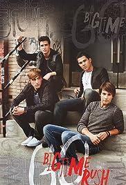 Big Time Tour Poster