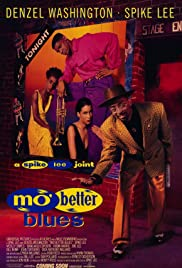Mo' Better Blues Poster