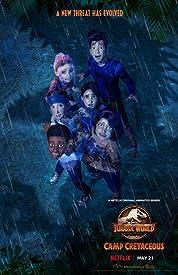 Jurassic World: Camp Cretaceous - Season 3 poster