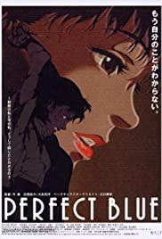 Perfect Blue (1997) Poster - Movie Forum, Cast, Reviews