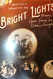 Bright Lights: Starring Carrie Fisher and Debbie Reynolds 2016 Poster