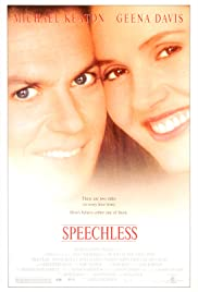 Speechless (1994) Poster - Movie Forum, Cast, Reviews