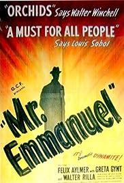 Mr. Emmanuel Poster