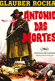 Antonio das Mortes (1969) Poster - Movie Forum, Cast, Reviews
