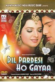 Dil Pardesi Ho Gayaa Poster