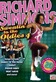 Richard Simmons: Sweatin' to the Oldies 4 Poster