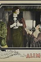 Alimony (1917) Poster
