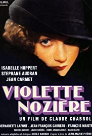 Violette (1978) Poster - Movie Forum, Cast, Reviews