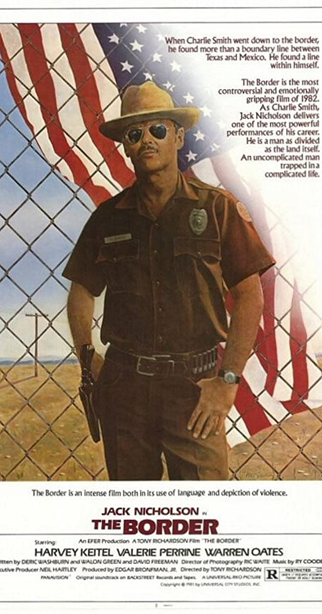 the top films of jack nicholson a list by john jacoby image of the border
