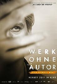 Werk ohne Autor(2018) Poster - Movie Forum, Cast, Reviews