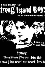 Strong Island Boys Poster