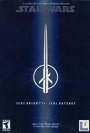 Star Wars: Jedi Knight II - Jedi Outcast(2002) Poster - Movie Forum, Cast, Reviews