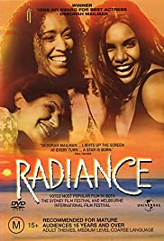 Radiance(1998) Poster - Movie Forum, Cast, Reviews