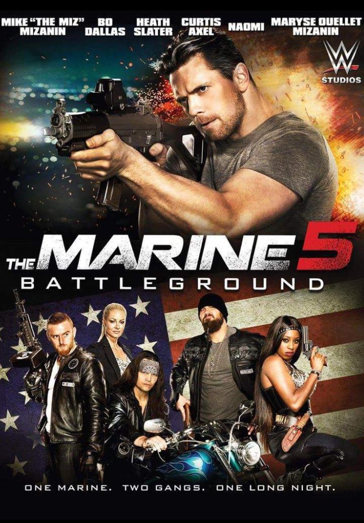 The Marine 5: Battleground (2017) (V) Watch Full Movie Free Online
