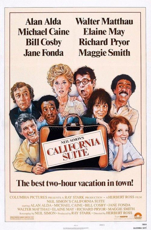 Image California Suite Watch Full Movie Free Online