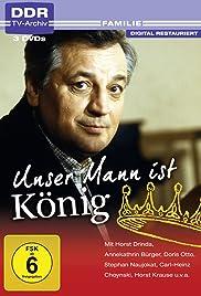 Unser Mann ist König Poster