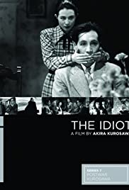 The Idiot Poster