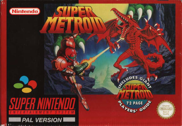 Image result for super metroid 1994