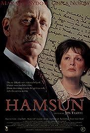 Hamsun(1996) Poster - Movie Forum, Cast, Reviews