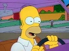 The Simpsons Go Hollywood