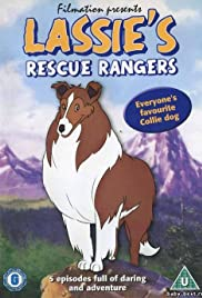 Lassie's Rescue Rangers Poster