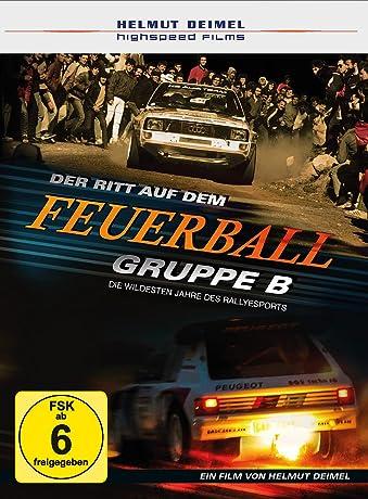 Gruppe B - Der Ritt auf dem Feuerball (2016)