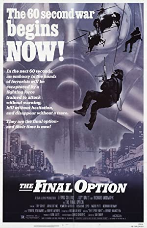 The Final Option poster