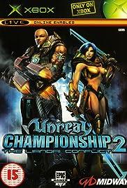 Unreal Championship 2: The Liandri Conflict Poster
