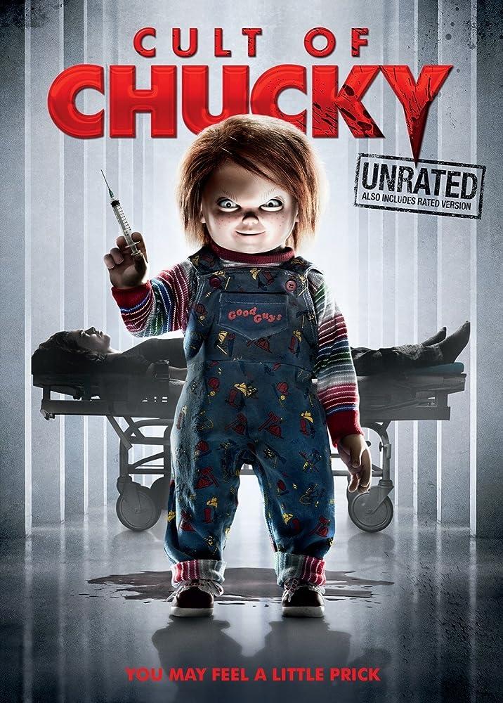 Čakio kultas / Cult of Chucky (2017) žiūrėti online