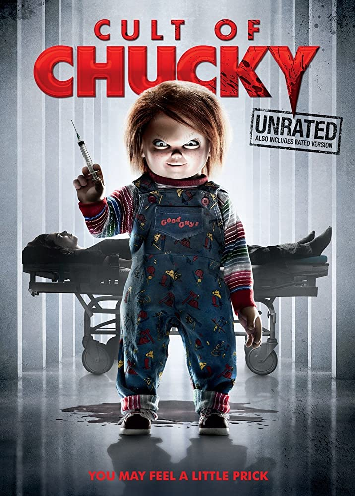 Čakio kultas / Cult of Chucky (2017)