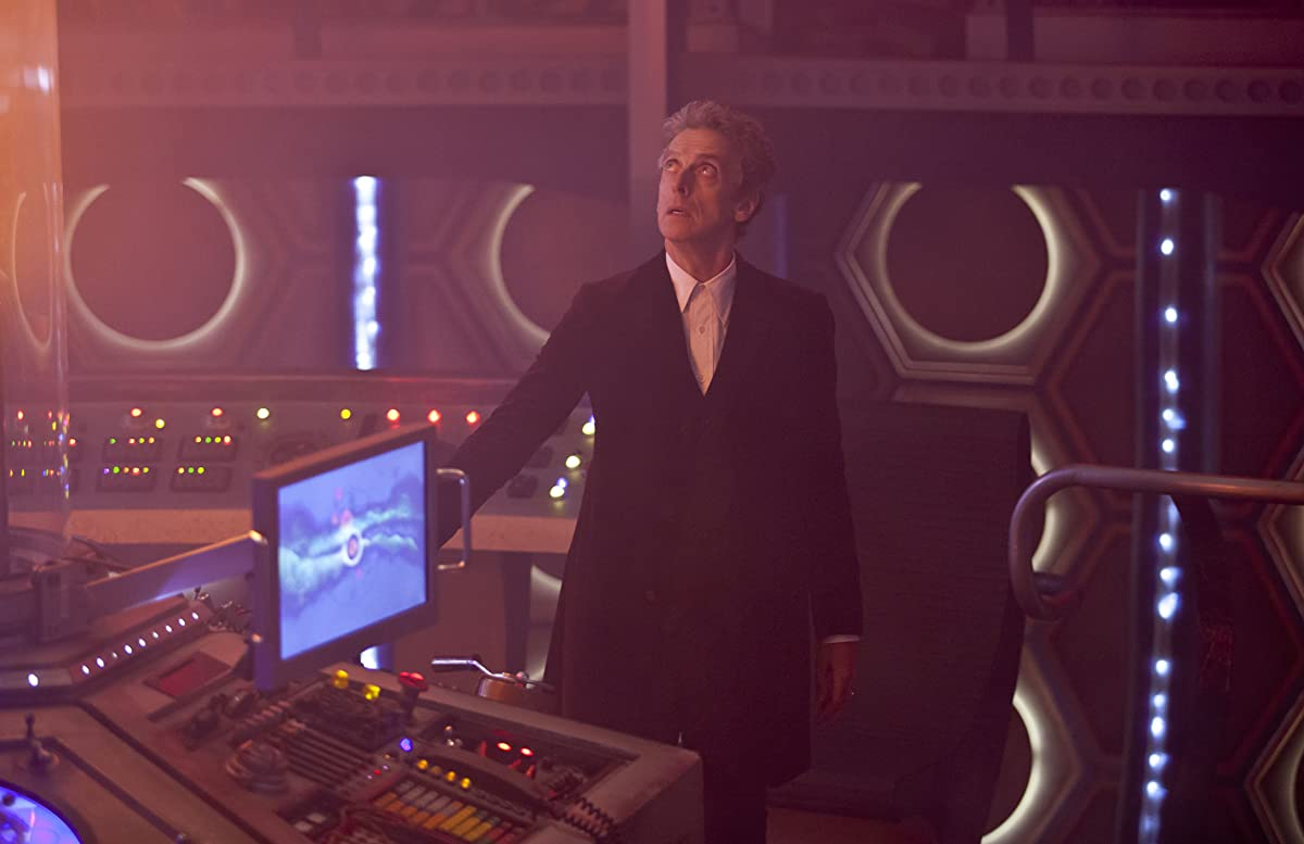 """Doctor Who"" The Husbands Of River Song (TV Episode 2015"