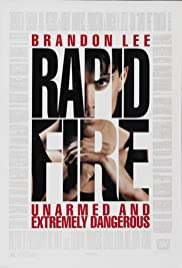 Rapid Fire (1992) Poster - Movie Forum, Cast, Reviews