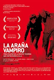 The Vampire Spider Poster