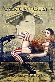 American Geisha Poster