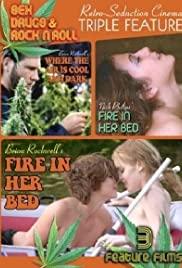 Fire in Her Bed Poster
