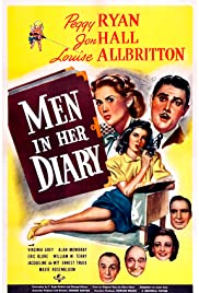 Men in Her Diary Poster