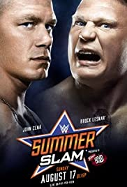 WWE Summerslam (2014) Poster - TV Show Forum, Cast, Reviews