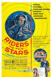 Riders to the Stars Poster