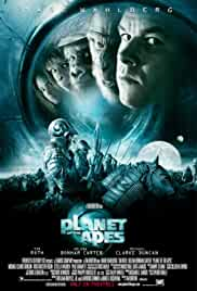 Planet of the Apes 2001 720p 1GB BDRip Hind 5.1 448Kbps Esub MKV