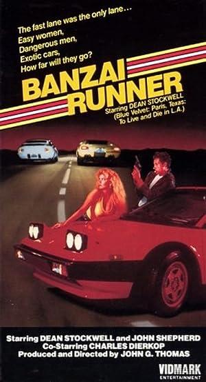 Banzai Runner full movie streaming